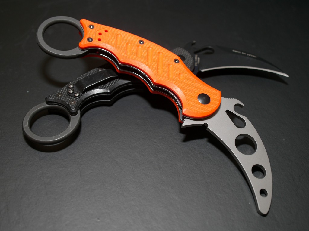 Fox Knives Karambit Trainer