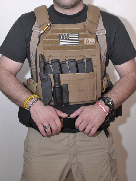 TYR Tactical BPC and Blade Tech - Review